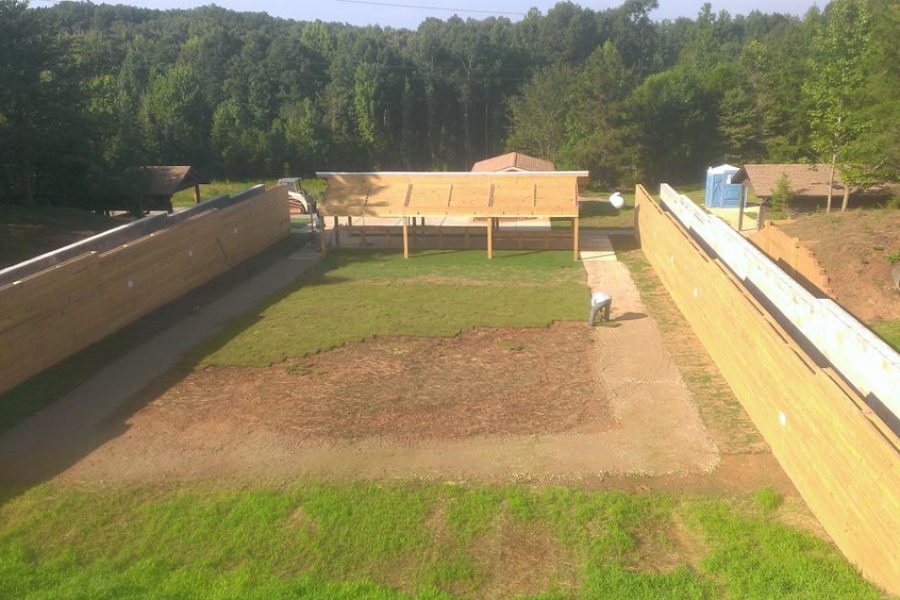 Pistol Range<br/>Spartanburg County