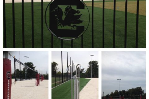 Sand Volleyball Complex<br/>University of South Carolina